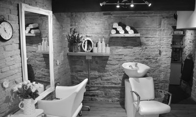 VIP Hair Salon Holmfirth Interior 1