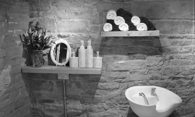 VIP Hair Salon Holmfirth Interior 5